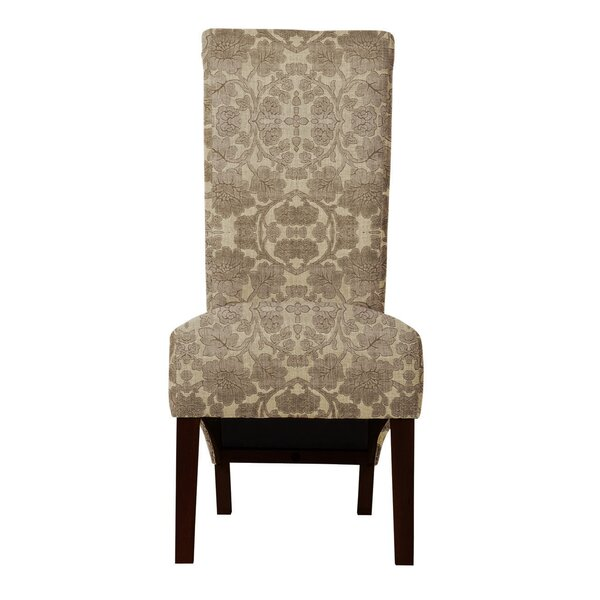 Ramon Beige/Brown Parsons Chair (Set of 2) by Langley Street