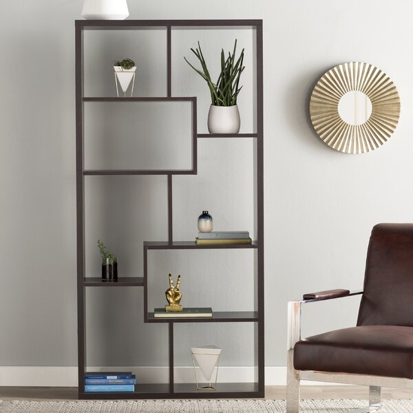 Ervin Geometric Bookcase by Wade Logan