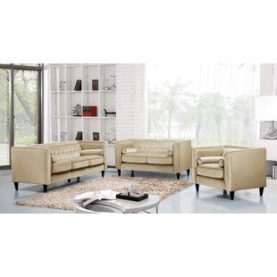 Roberta Configurable Living Room Set
