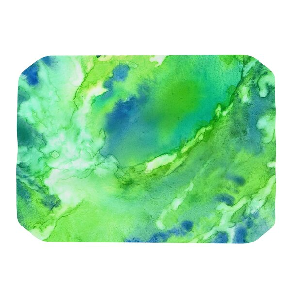 Touch of Blue Placemat by KESS InHouse