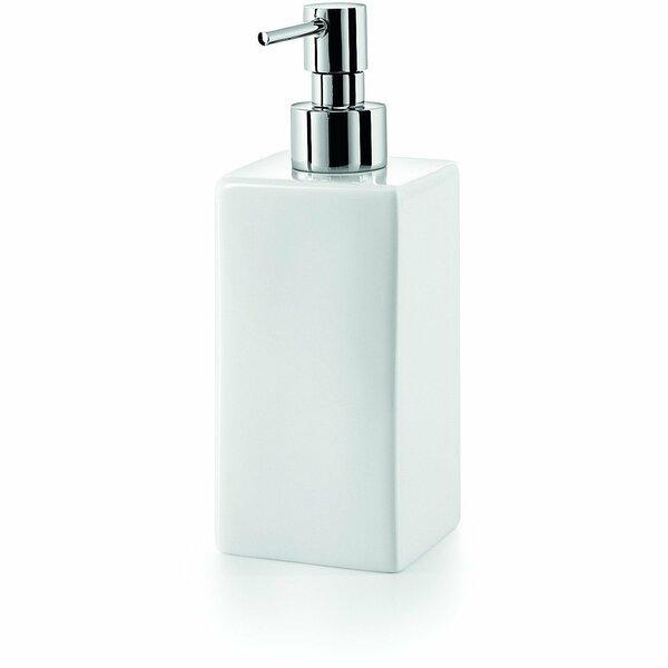 Snipes Table Pump Soap & Lotion Dispenser by Orren Ellis