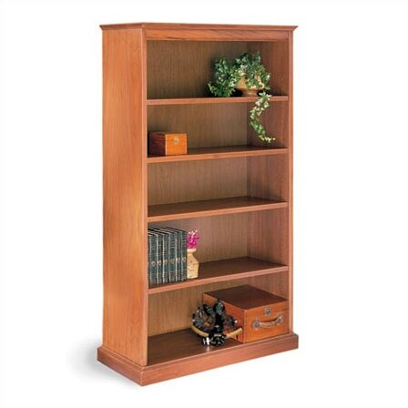 200 Signature Series Deep Storage Standard Bookcase By Hale Bookcases