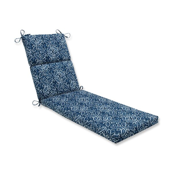 Crichton Indoor/Outdoor Chaise Lounge Cushion