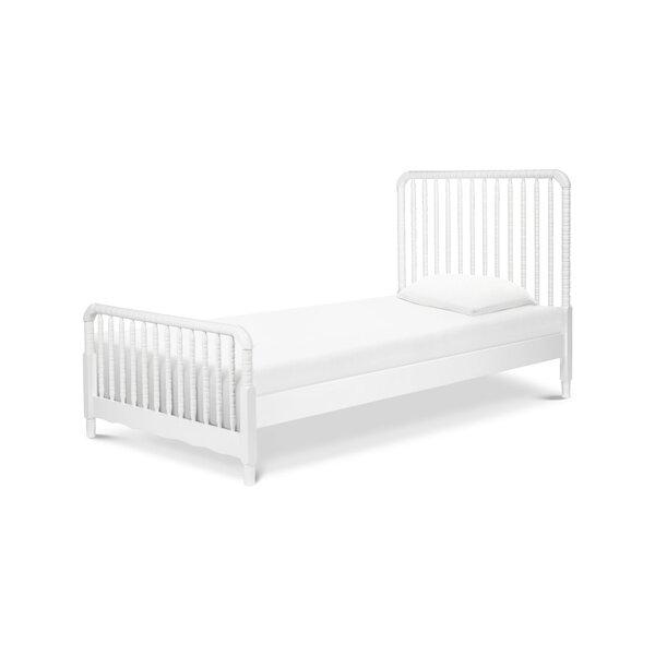 Jenny Lind Twin Slat Bed by DaVinci