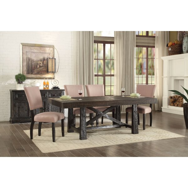 Wehner Dining Table by Millwood Pines