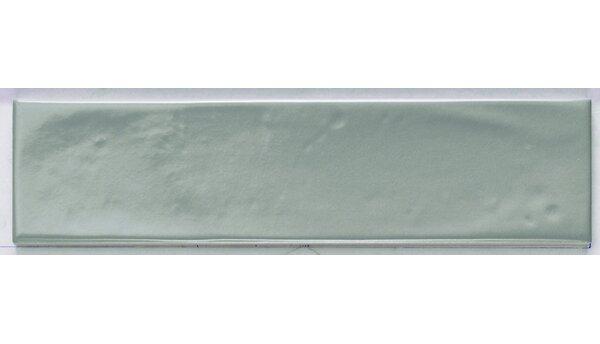 Mason 3 x 12 Ceramic Subway Tile in Silver Matte by Walkon Tile