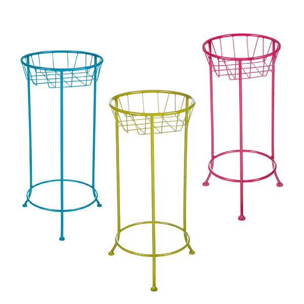 Blooms Nested 3 Piece Plant Stand Set by Evergreen Flag & Garden