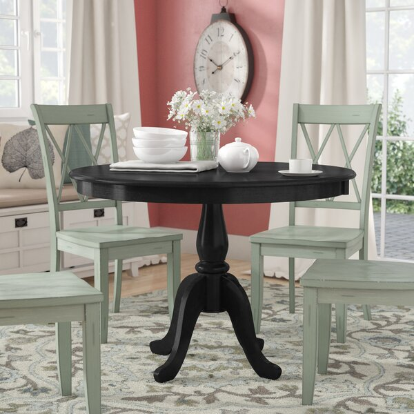 Rebekah Dining Table by Andover Mills
