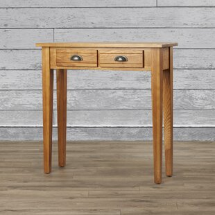 Apple Valley 2 Drawer Console Table ByCharlton Home