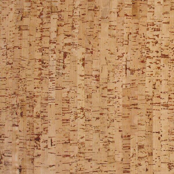 12 Cork Hardwood Flooring in Titan Natural by APC Cork