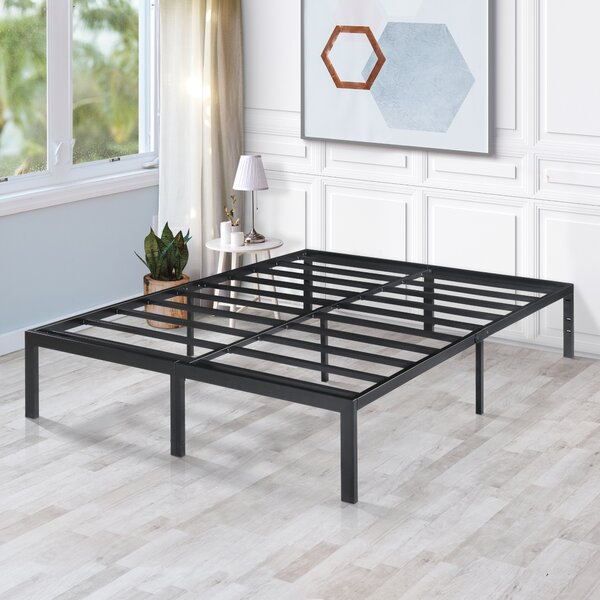 Darby 14 Bed Frame [Alwyn Home - ANEW2883]