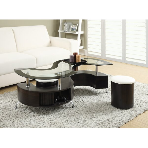 Milivoje Coffee Table With Storage By Orren Ellis