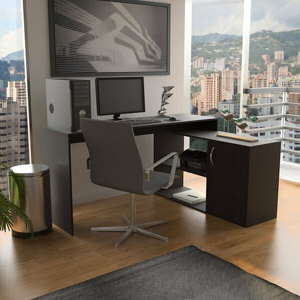 Barney L-Shape Corner Desk by Orren Ellis