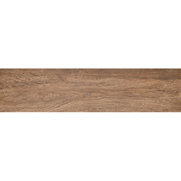 Woodwork 6 x 24 Porcelain Wood Look/Field Tile in Eugene by Emser Tile
