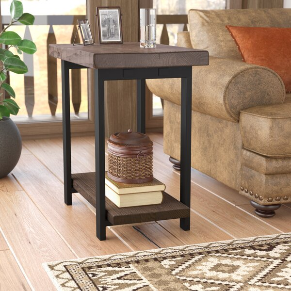 Borica End Table by Trent Austin Design