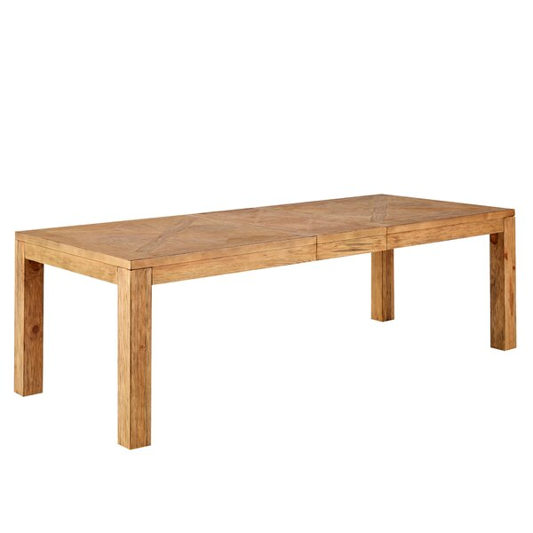 Downing Extendable Dining Table by Millwood Pines