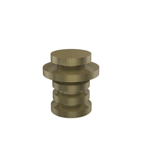 Universal Circle Novelty Knob by Allied Brass