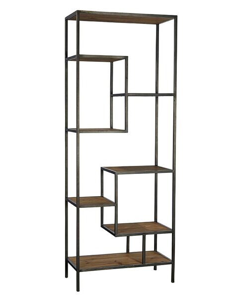Tetrimino Etagere Bookcase by Furniture Classics