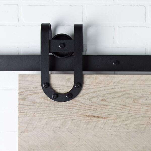 Horseshoe Sliding Hardware Set by Artisan Hardware