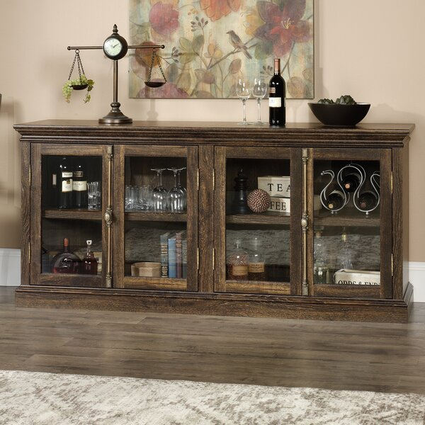 Henley TV Stand For TVs Up To 80 Inches By Three Posts