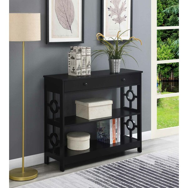 Best Review Soumya 40 Console Table by Winston Porter