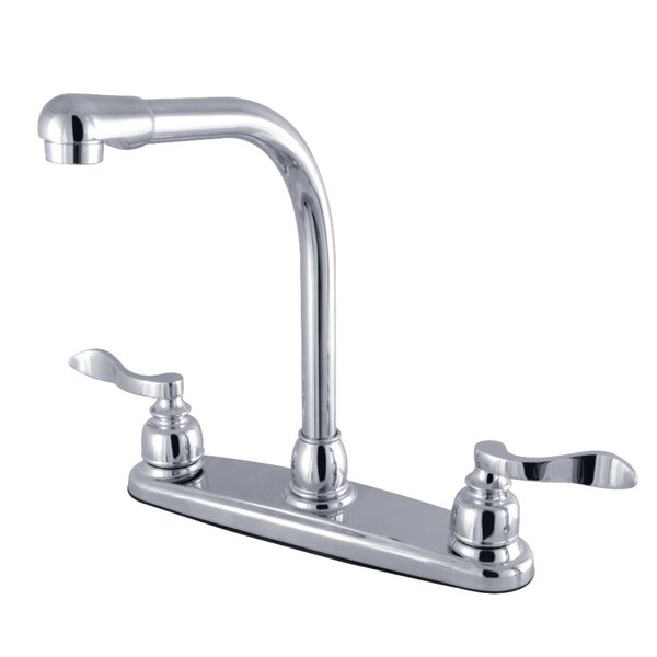 High-Arch Touch Kitchen Faucet by Kingston Brass