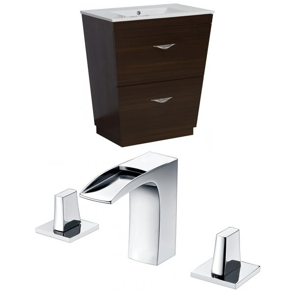 Dudelange 24 Single Bathroom Vanity Set by Royal Purple Bath Kitchen