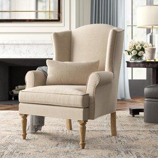 Loire Wingback Chair