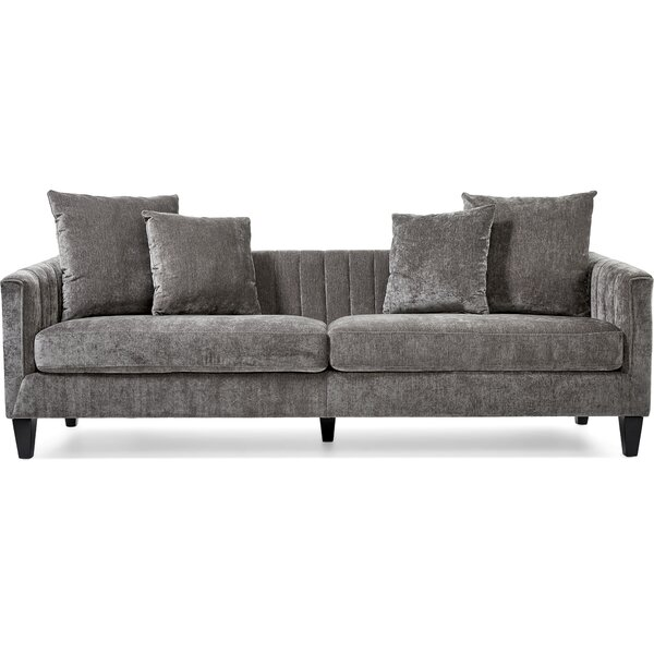 Celeste Chesterfield Sofa by Elle Decor