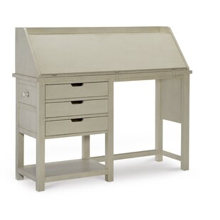 Affordable Price Lesli Secretary Desk By Highland Dunes