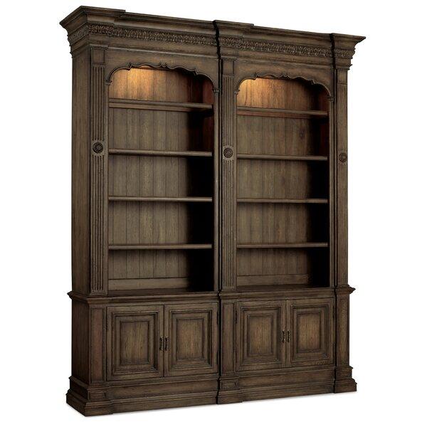 Rhapsody Double Bookcase by Hooker Furniture