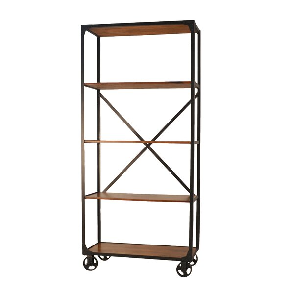 Dunellen Etagere Bookcase by Gracie Oaks