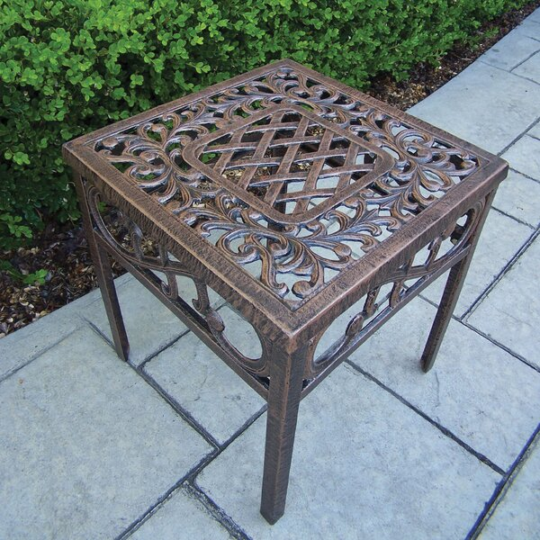 Mississippi Side Table by Oakland Living