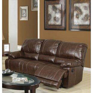 Barta Leather Reclining Sofa