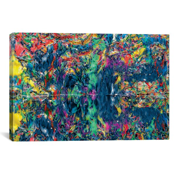 Untitled 7 by Mark Lovejoy Painting Print on Wrapped Canvas by Brayden Studio