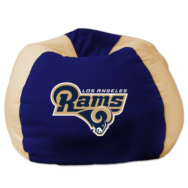 NFL Rams Bean Bag Chair by Northwest Co.