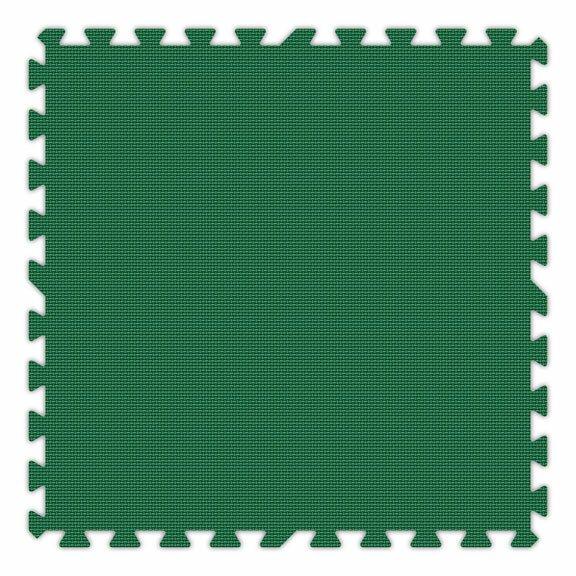 Premium SoftFloors Set in Green by Alessco Inc.