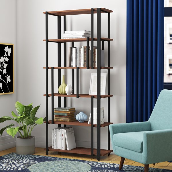 Check Price Arocha Etagere Bookcase