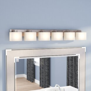 Best Price Luzerne 6-Light Vanity Light By Brayden Studio