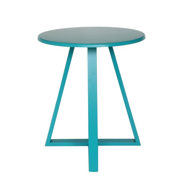 Harrigan Iron Bistro Table by Ebern Designs