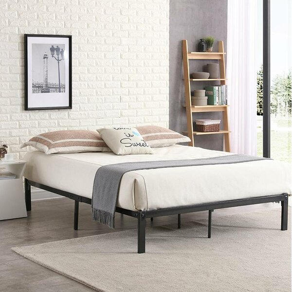 Geer Bed Frame by Alwyn Home