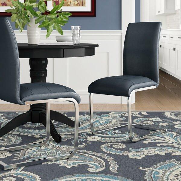 Arlinda Upholstered Dining Chair (Set of 2) by Orren Ellis Orren Ellis