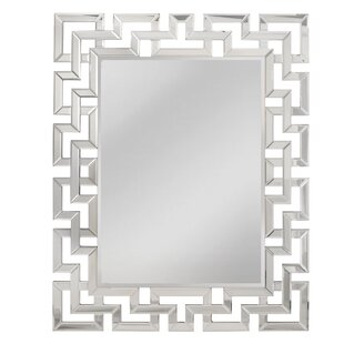Mercer41 Wyman Motif Wall Mirror
