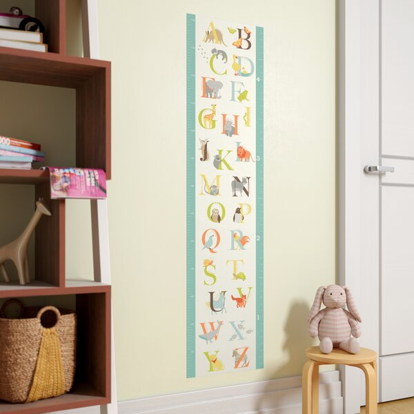 Hepp ABC Jungle Growth Chart by Viv + Rae