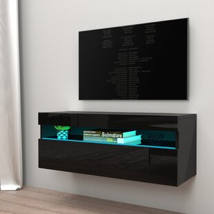 Ada Floating TV Stand for TVs up to 43 by Orren Ellis