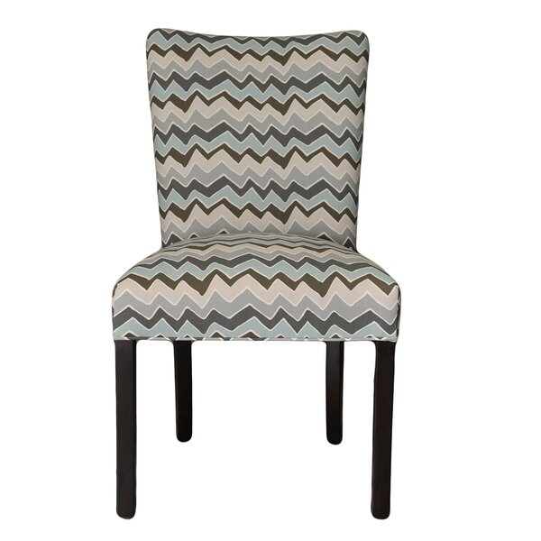 Denton Cotton Parson Chair (Set of 2) by Sole Designs