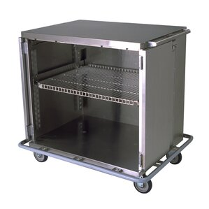Stainless Steel Bar Cart by Lakeside Manufacturing