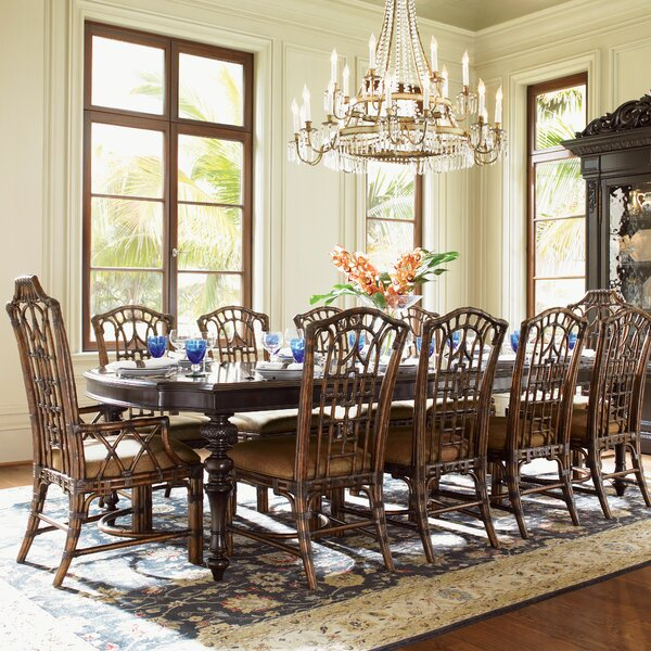 Royal Kahala Islands Edge 11 Piece Dining Set by Tommy Bahama Home