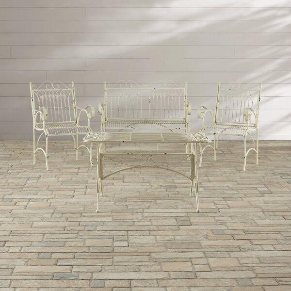 Catharine 4 Piece Sofa Seating Group by Lark Manor