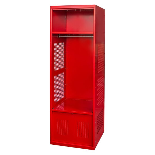 Rookie 2 Tier 1 Wide Gym Locker by Hallowell